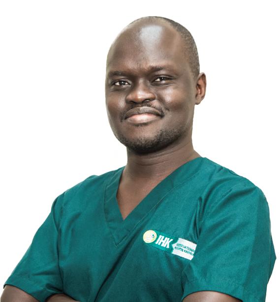 Dr. Emmanuel Okullo