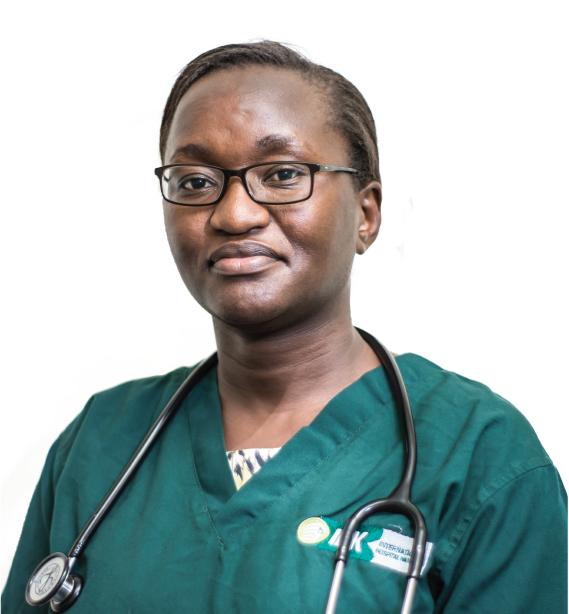 Dr. Phoebe Mbabazi