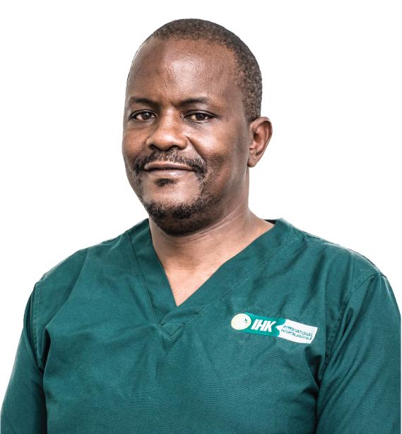 Dr. Patrick Sekimpi