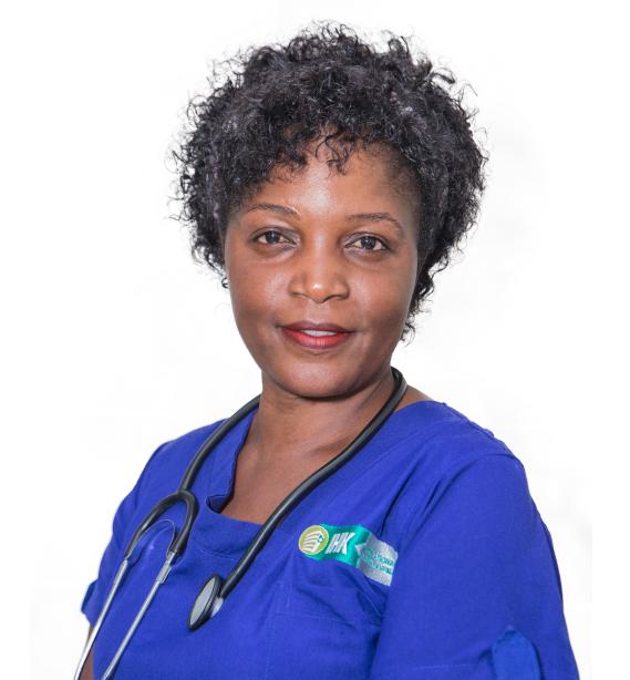 Dr. Annet Kugonza .K.
