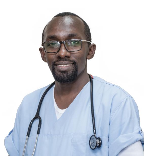 DR. Frank Asiimwe